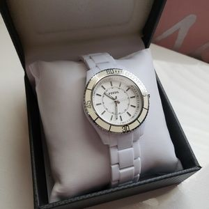 Fossil used Watch